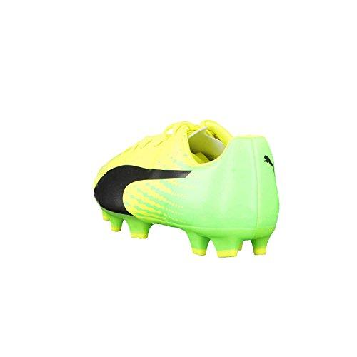 Scarpe Da Calcio Puma Mens Evospeed 17.4 Fg Neon Giallo / Verde Neon