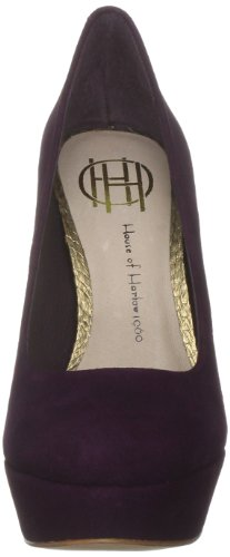House of Harlow Callan, Damen Pumps Violett (Purple/Antique Bronze)