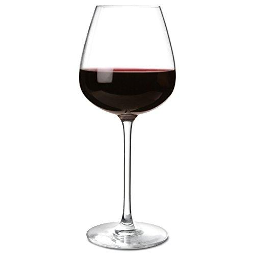 Estas atractivas gafas de vino son el toque final a una cena de cristal Arcoroc Advanced. Dimensiones: 227mm & # 216; 94mm