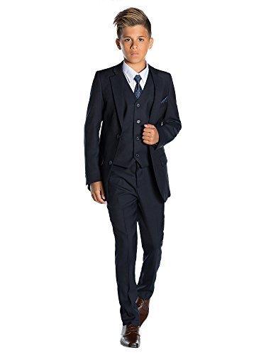 Paisley of London–Kostüm Abschlussballkleid für Jungen Gr. 14 Jahre, Blau - (Kostüme London)