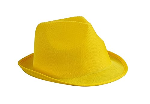 myrtle beach Promotion Hat in sun-yellow Größe: one size
