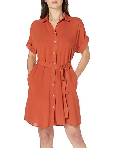 3c7d89622a3d5 düştü Koton Kadın Günlük Elbise Kırmızı, Üretici Ölçüsü: 36 Ürün Resmi