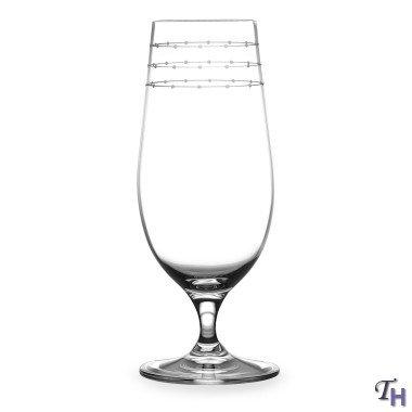 Monique Lhuillier Etoile Iced Beverage Glass by Royal Doulton