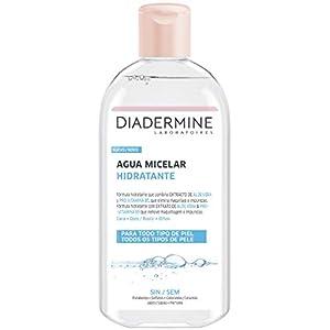 Diadermine – Agua Micelar Hidratante – Fórmula con Aloe Vera – 2 uds de 400ml