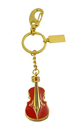 febniscte® Gitarre Violine USB 2.0Flash Drive Memory Stick Red Violin 16 GB