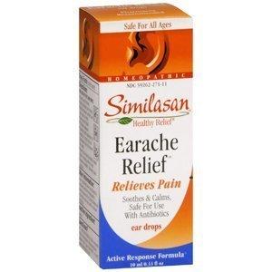 Earache Drops (SIMILASAN EARACHE RELIEF DROPS 10MED L by SIMILASAN ****)