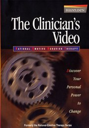 REBT Clinicians DVD (Rational Emotive Behavior Therapy (REBT) Learning Program) por HAZELDEN PUBLISHING