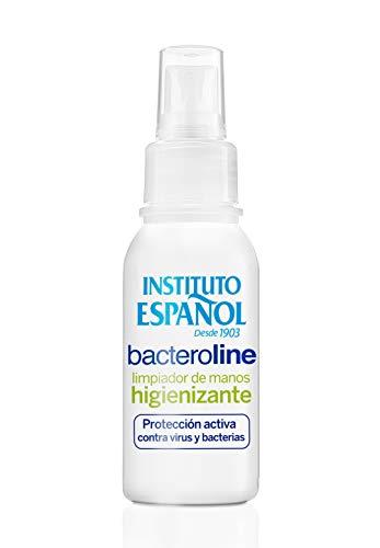 BACTEROLINE - LIMPIADOR DE MANOS HIGIENIZANTE 80 ML
