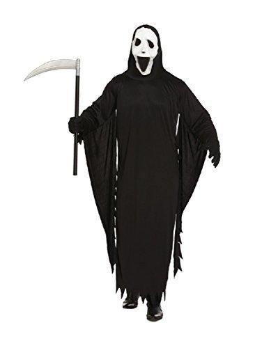 Grim Reaper Demon Costume Scream-Gespenst Halloween-Maske für - Scream Halloween