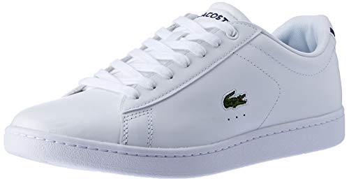 Lacoste Damen Carnaby Evo Bl 1 Spw Sneaker, Weiß (WHT 001), 41 EU