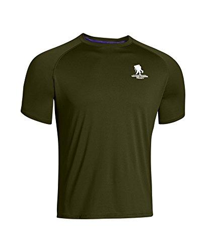 Under Armour Herren T-Shirt Ua Tech Men'Wwp Mehrfarbig - Major/white