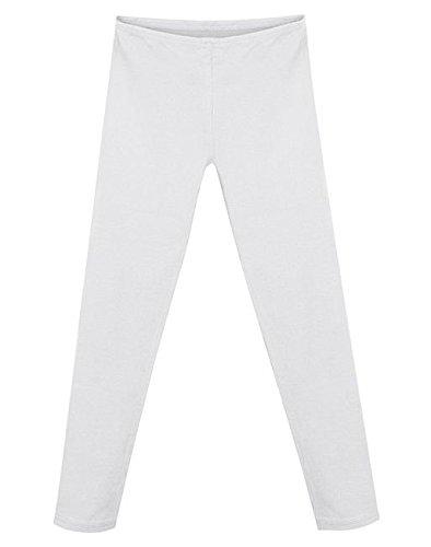 Hanes Girls' Cotton Stretch Leggings (Baumwoll-leggings Hanes)