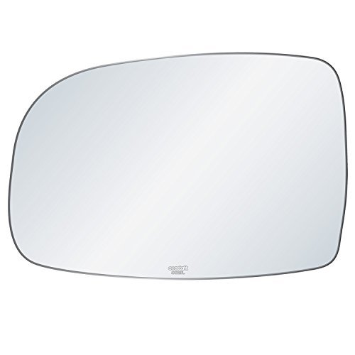 exactafit 8623L Replacement Lens Side Mirror Glass fits Driver