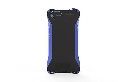 Case Cover Ultra Thin Slim Gaoda Trois Anti-Metal For iPhone 6 Plus noir