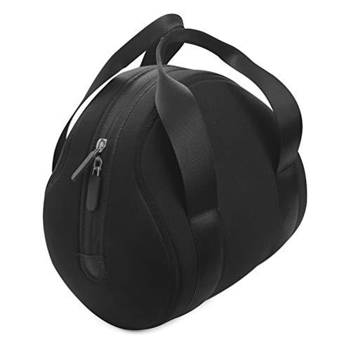 Sforza Bluetooth Lautsprecher Nylon Tragetasche Glatte Doppel Reißverschluss Aufbewahrungstasche Tragbare Schutzhandschlaufe Einfach zu Lagern und zu Tragen Infinity Auto-subwoofer