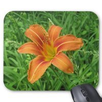 orange-tiger-lily-in-bloom-mouse-pad-personalized-mouse-pads-tiger-mousepad-anti-slip-mousepads