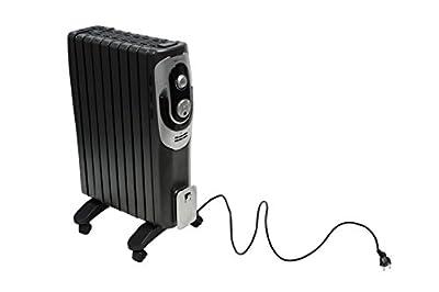 Heizung Heizgerät Konvector 1500W Radiator ölfrei Model RG10 von GD-World - Heizstrahler Onlineshop