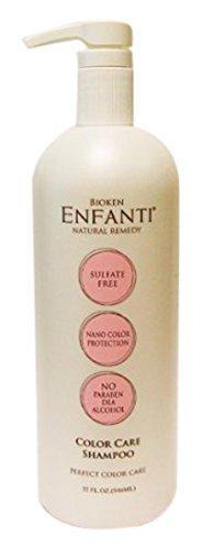 Bioken Enfanti Perfect Color Care Shampoo 32.0 oz (1 Liter) by Bioken