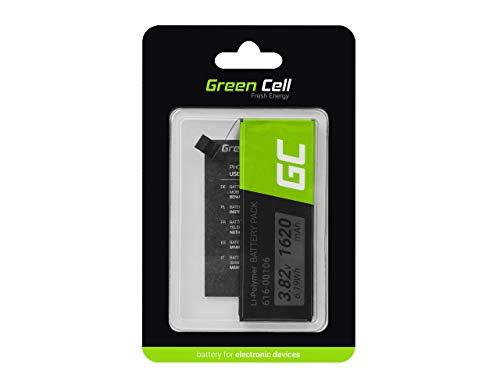 Green Cell Akku Batterie für Apple iPhone SE (Modelle: A1662, A1723, A1724 | Ersatzakku: 616-00106 616-00107) (Cell Apple Iphone)