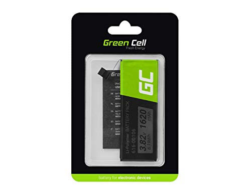 Green Cell® A1662 Batería Apple iPhone SE Li-Ion