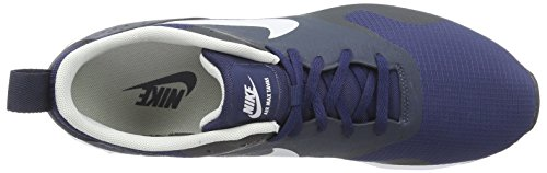 Nike Air Max Tavas, Scarpe da Ginnastica Uomo Blu (Midnight Navy/Natural Grey/Dark Obsidian)