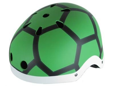 Krown Skateboard Helm Turtle Shell - Bmx, Inliner, Longboard Helm - Schutzausrüstung Turtle Helm
