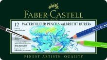 Faber Castell Alberto Durero Artistas Acuarela Lápiz unidades), varios colores.