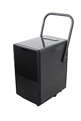 50 L Commercial Dehumidifier with 5 L Tank Capacity