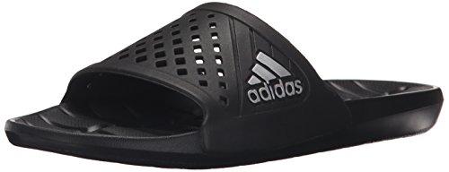 Adidas Performance Kyaso Sandals, noir / métallique Argent / noir, 5 M Us Black/Metallic Silver/Black
