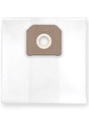 1x Staubbeutel Filtersack wiederverwendbar mit REIßVERSCHLUß für Flex S 47 (M), VCE 45 L(M) AC
