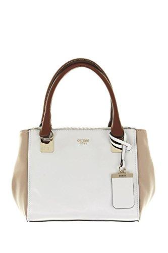 Guess HWVG6341050, Sac pour femme à porter à l'épaule Blanc Bianco M