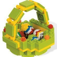 Lego Easter Basket with Eggs 40017 - Lego Easter Egg