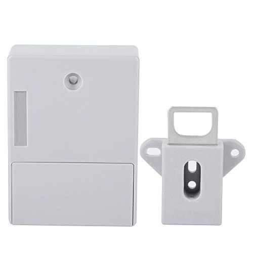 Schloss f/ür Schubladen /& Schr/änke // Safety Solutions Cabinet slide lock Pro Child Tech Kinder + Baby sicheres Set Pro Tech Kindersicherung 1