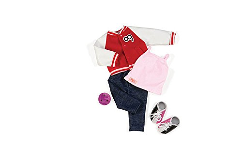 Our Generation BD60004Z - OG - Bowling Outfit