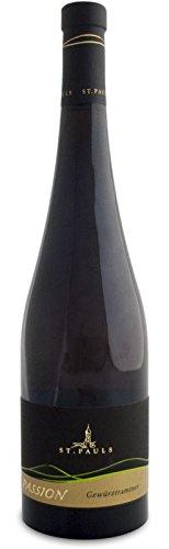 Cantine Produttori di San Paolo - Vino Gewurztraminer Passion - 2012 - 1 Bottiglia da 750 ml