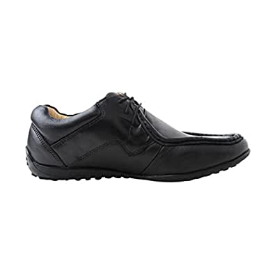 Red Chief RC1190 Black Men Formals Lace-ups 11 UK