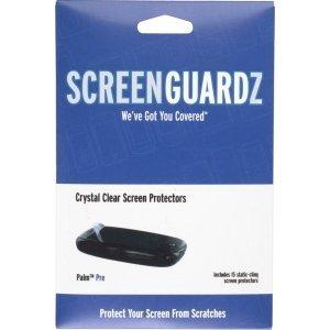 SCREENGUARDZ Displayschutzfolie 15PK für Palm Treo Pre Treo