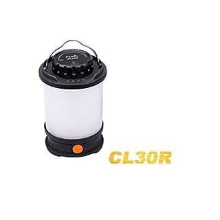 ADAALEN Fenix CL30R 650LM 18650 USB aufladbare Camping LED Laterne