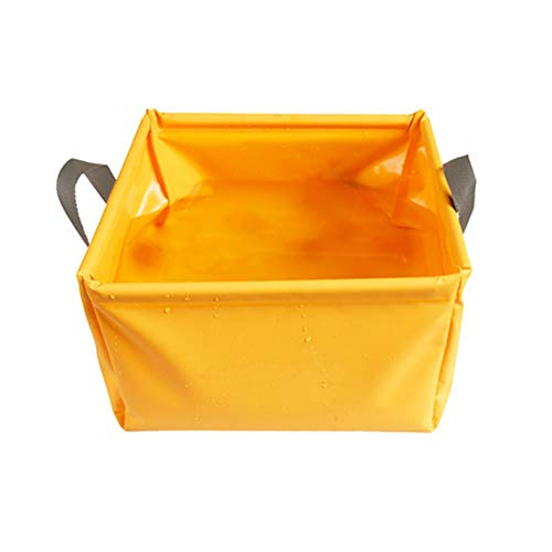 AA-SS-Collapsible Washing Up Bowl Cubo Agua Plegable