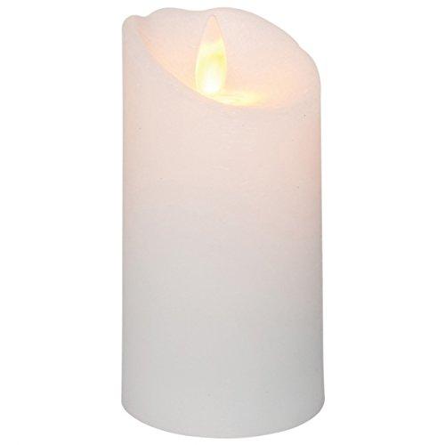 LED-candelabro de Glow Tamaño de la llama: 10 cm de alto x 5,5 cm de diámetro