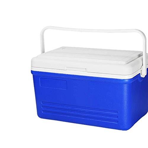 kühlbox - Tragbare Multifunktionsbox - Mit Temperaturanzeige - Außenreisegrill-Picknick-Isolierbox