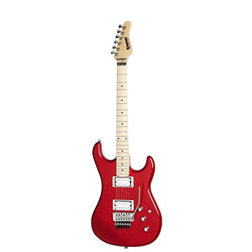 Limited Edition 2015 Pacer Vintage Candy Red Metal Flake