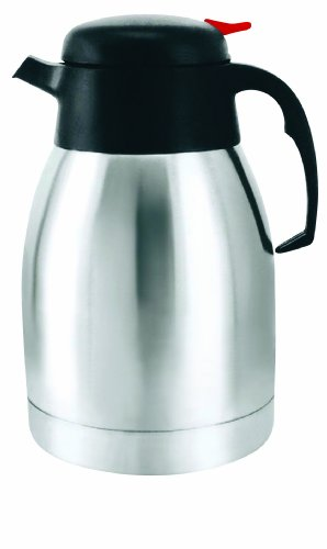 Brentwood Appliances Vacuum Stainless Steel Coffee Pot, 1.5-Liter by Brentwood Appliances