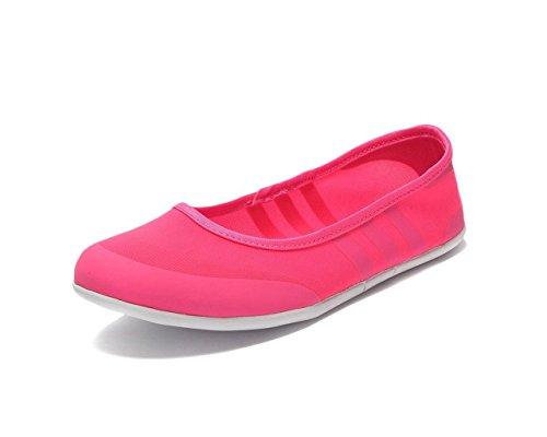 Adidas Sunlina W, colore rosa / solare rosa / flash rosa, 6 Us *