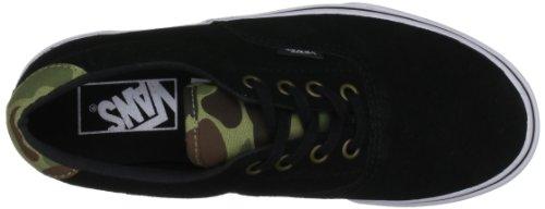Vans U ERA Sneaker, Unisex adulto nero (Schwarz (Black/Camo))