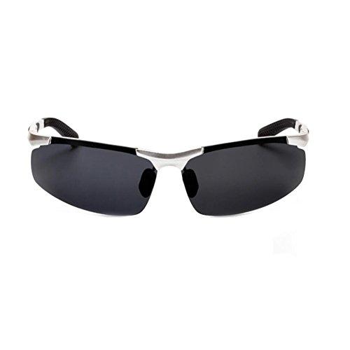 Honig Polarisierte Herren Sonnenbrille Sport Angeln Fahren Joggen Fahrrad TR90Ultra Leicht Rahmen Design Herren und Damen