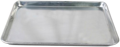 Excellante 18 Inch X 26 Inch Full Size Alum Sheet Pan by Thunder Group Pan-alum