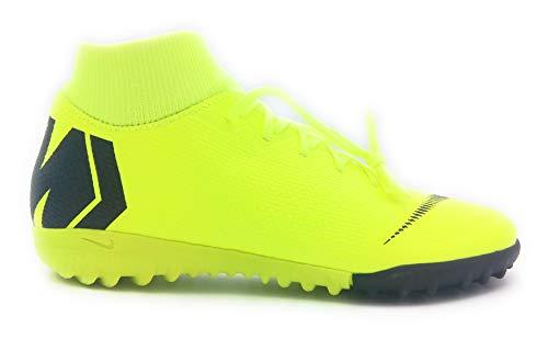 Nike Herren SuperflyX 6 Academy TF Fußballschuhe, Grün (Volt/Black 701), 41 EU - Für Männer Schuhe Nike Turf