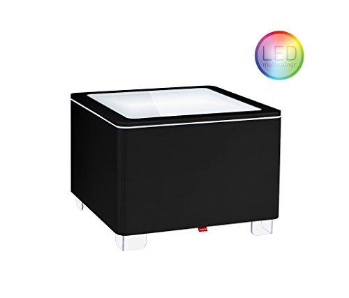 Moree Ora/LED Pro Table avec Batterie Noir