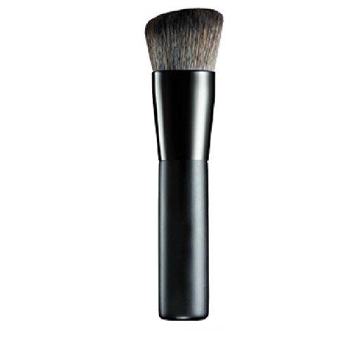 lydiar-flat-top-angled-thick-black-blusher-face-powder-liquid-foundation-face-contour-makeup-brush